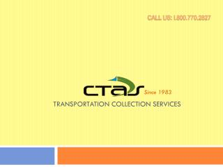 Transportation  ColleCtion  Services
