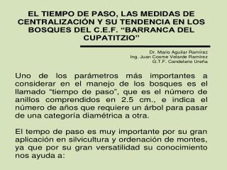 EL TIEMPO DE PASO (1)