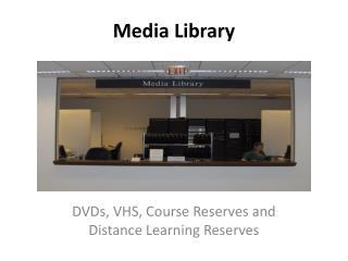 Media Library