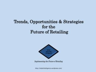 Trends, Opportunities & Strategies  for the   Future of Retailing