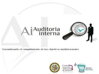 ESTRUCTURA DE LA DIRECCIÓN  GENERAL DE AUDITORIA INTERNA:
