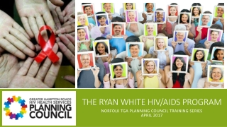 Ryan White HIV