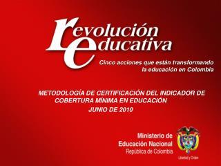 Cinco acciones que están transformando  la educación en Colombia