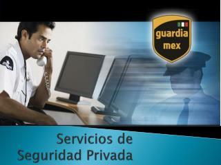 Servicios de  Seguridad Privada