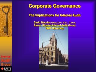 Internal Audit Group