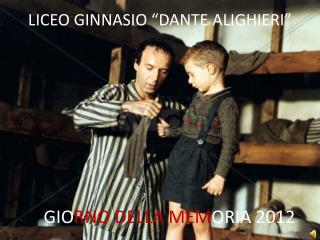 "LICEO GINNASIO ""DANTE ALIGHIERI"""