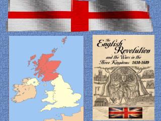REVOL UŢIA  ENGLEZĂ 1638-1689