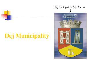 Dej Municipality