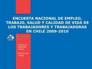 Instituto de  Seguridad Laboral Dirección del Trabajo
