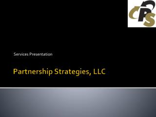 Partnership Strategies, LLC
