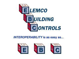 INTEROPERABILITY  is as easy as...