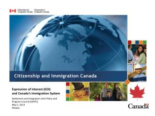 Expression of Interest (EOI)  and Canada's Immigration System
