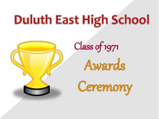 Duluth East High School