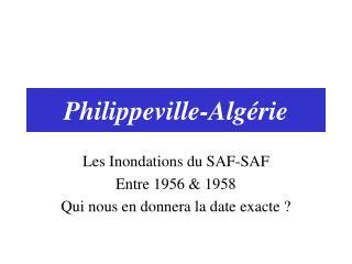 Philippeville-Algérie