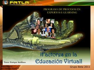 PROGRAMA DE PROCESOS EN EXPERTOS E-LEARNING
