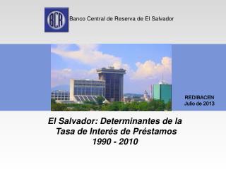 Banco Central de Reserva de El Salvador