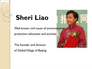 Sheri Liao