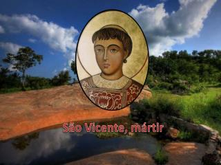 São Vicente, mártir