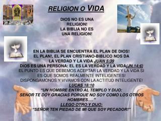 EN LA BIBLIA SE ENCUENTRA EL PLAN DE DIOS! EL PLAN!, EL PLAN CRISTIANO-BIBLICO NOS DA