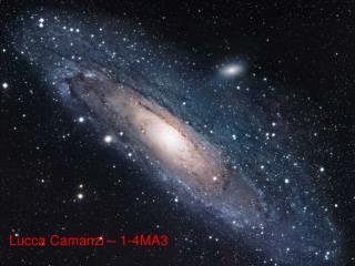 Lucca Camanzi  – 1-4MA3