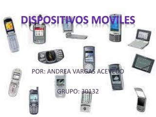 POR: ANDREA VARGAS ACEVEDO GRUPO: 30132