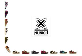 1- Historia MUNICH  2- Implantación en sector moda y  lifestyle 3- Modelo GOAL 4-MUNICH MY WAY
