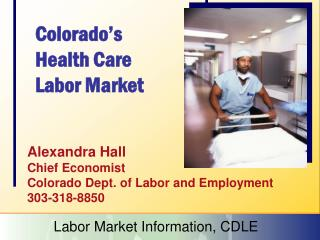 Labor Market Information, CDLE