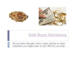 Harrisburg Silver Buyer