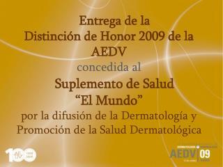Premio Gim�nez Ca marasa patrocinado por Basilea Pharmaceutical