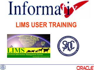 LIMS USER TRAINING