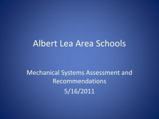 Albert Lea Area Schools