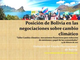 Embajada del Estado Plurinacional de Bolivia embajadaboliviacolombia