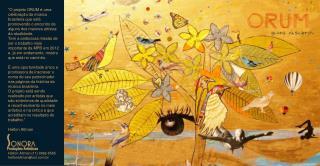 ORUM céu em yorubá. o sonho, o idílio, o espaço da criação. aqui está um registro