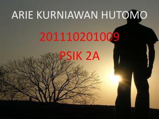 ARIE KURNIAWAN HUTOMO