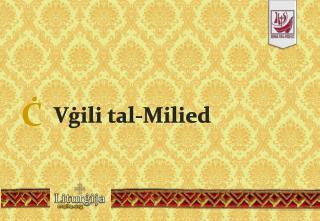 Vġili tal-Milied