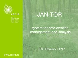 system for data creation, management and analysis