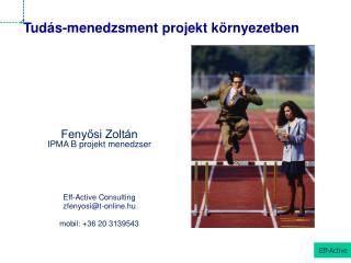Tudás-menedzsment projekt  környezetben