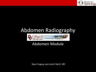 Abdomen Radiography