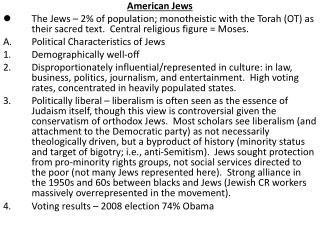 American Jews