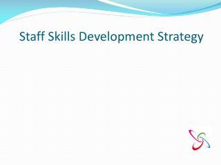 Staff Skills Development Strategy