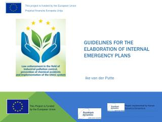 Guidelines for the elaboration of internal emergency plans
