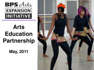 Arts Education Partnership May, 2011