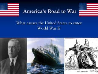 America�s Road to War