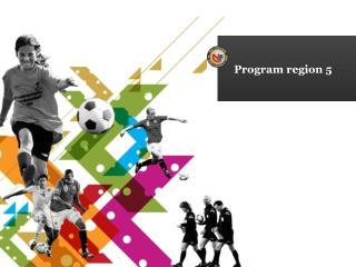 Program region 5