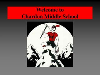 Welcome to  Chardon Middle School