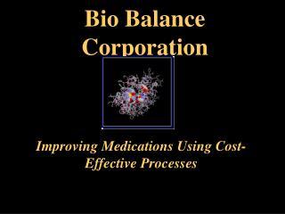 Bio Balance Corporation