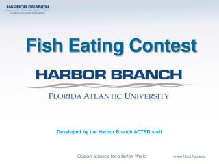 Fish Eating Contest