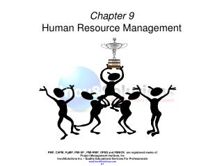 Chapter 9 Human Resource Management