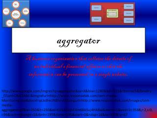 aggregator