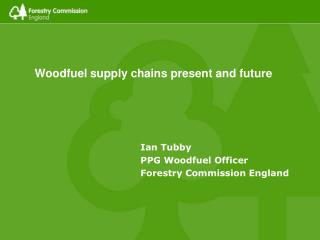 Woodfuel supply chains present and future
